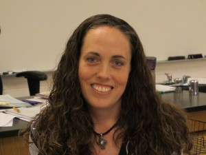 Eighth Grade English Teacher Jennifer George