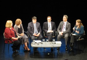 StateImpact Ohio and WVIZ/PBS ideastream education presented a panel discussion on the Common Core Monday.