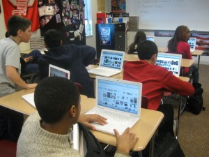 Laptop programs like this one in Beachwood improve kids' computer skills, but experts say hardly teach kids any computer science.